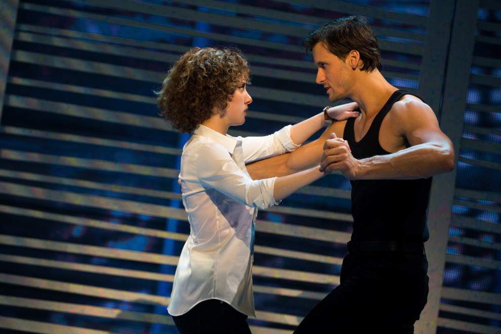 Broadway Series' 'Dirty Dancing' opens at the Saenger _lowres