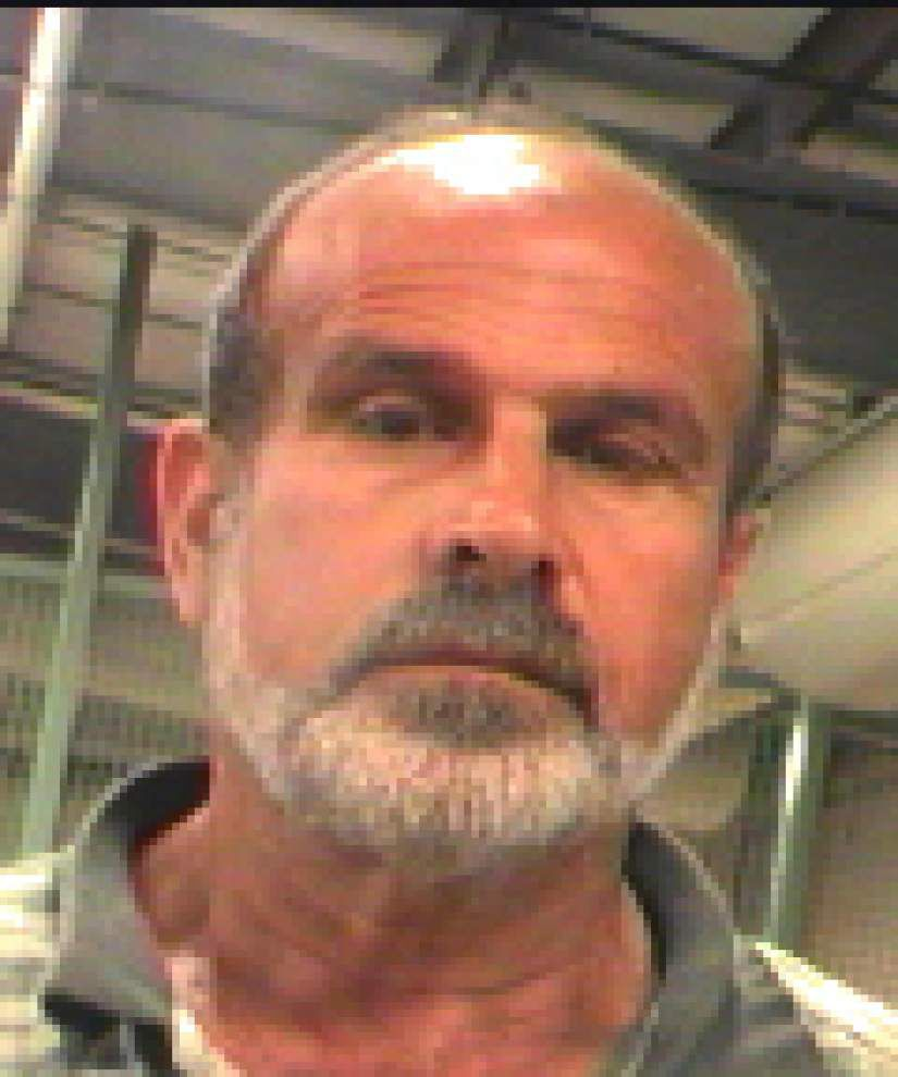 Former Katrina hero arrested for allegedly violating ex-wife's protective order _lowres
