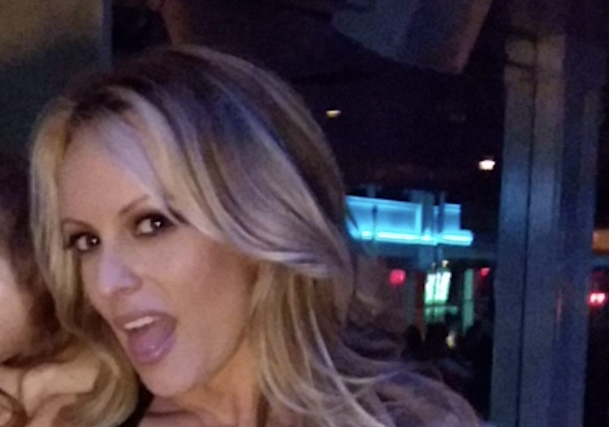 Stormy Daniels holding a 'swamp trash block party' this weekend in New Orleans to benefit abortion rights