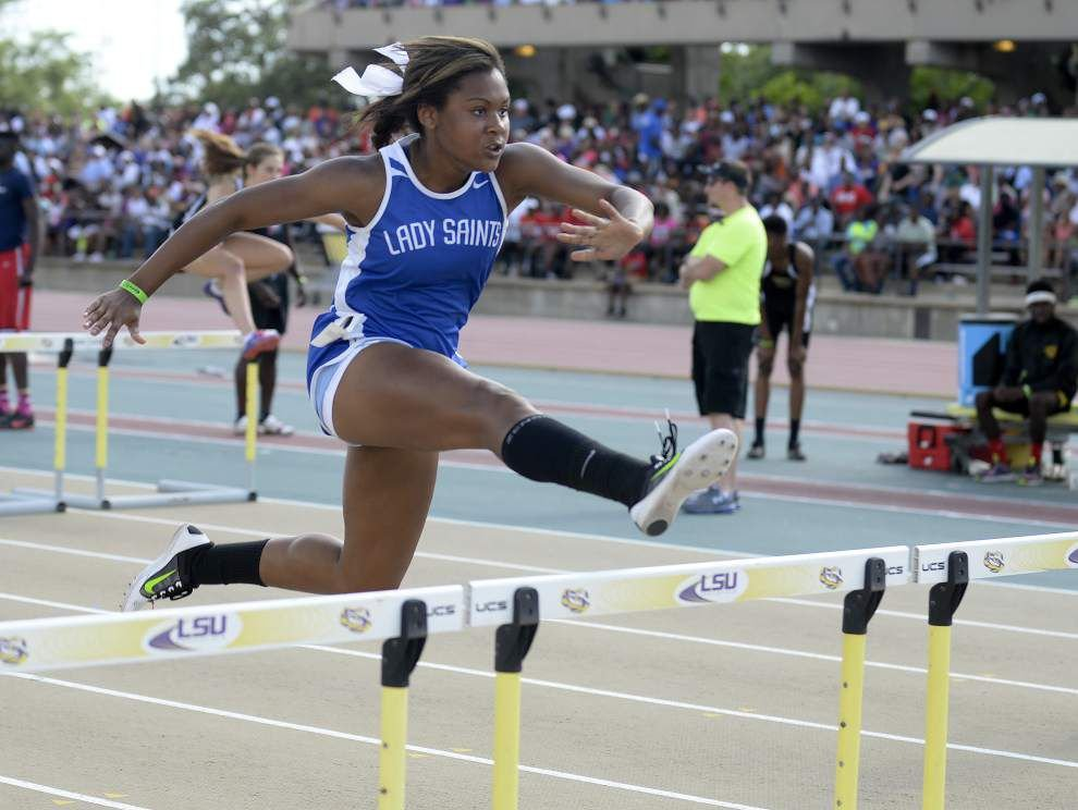 Parkview Baptist's Jade Hayes wins three events in Class 3A _lowres
