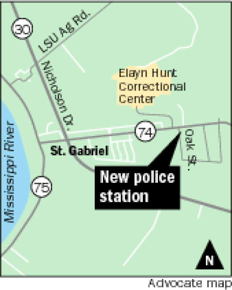 State-of-art police facility under construction in St. Gabriel _lowres