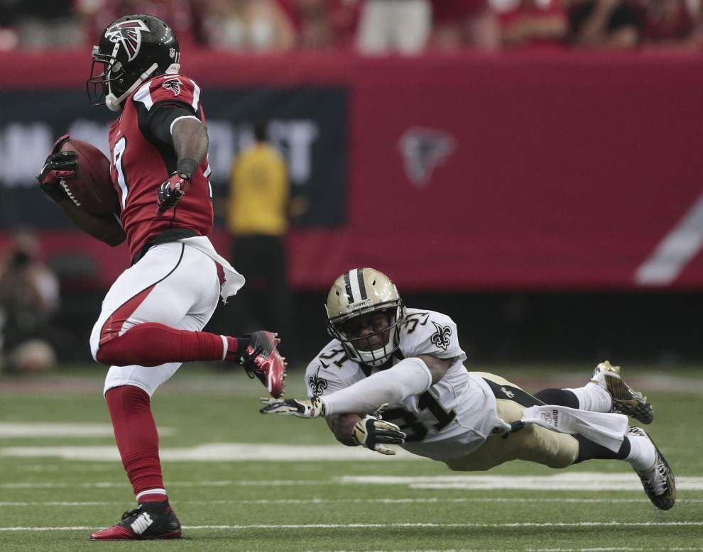 Notebook: Matt Bryant nails three field goals to give Falcons the win _lowres