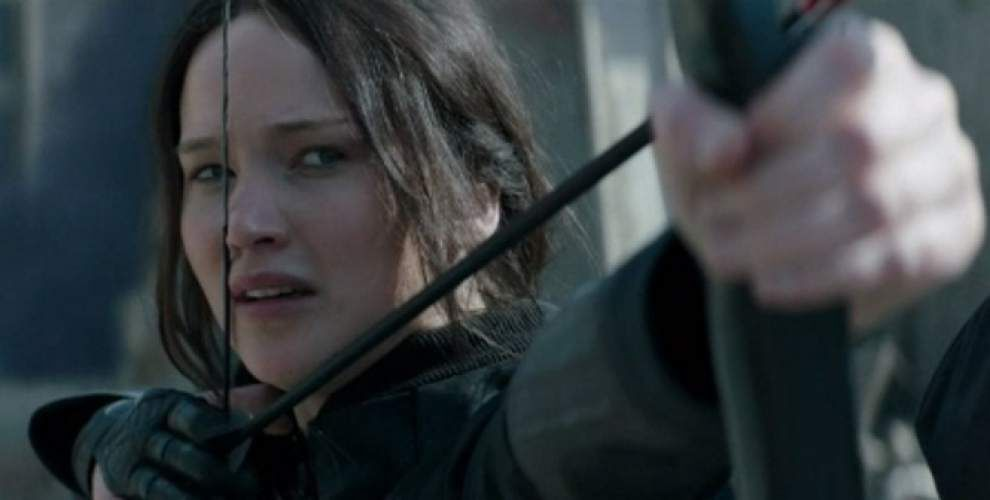 Stars hunger for more 'Hunger Games' _lowres
