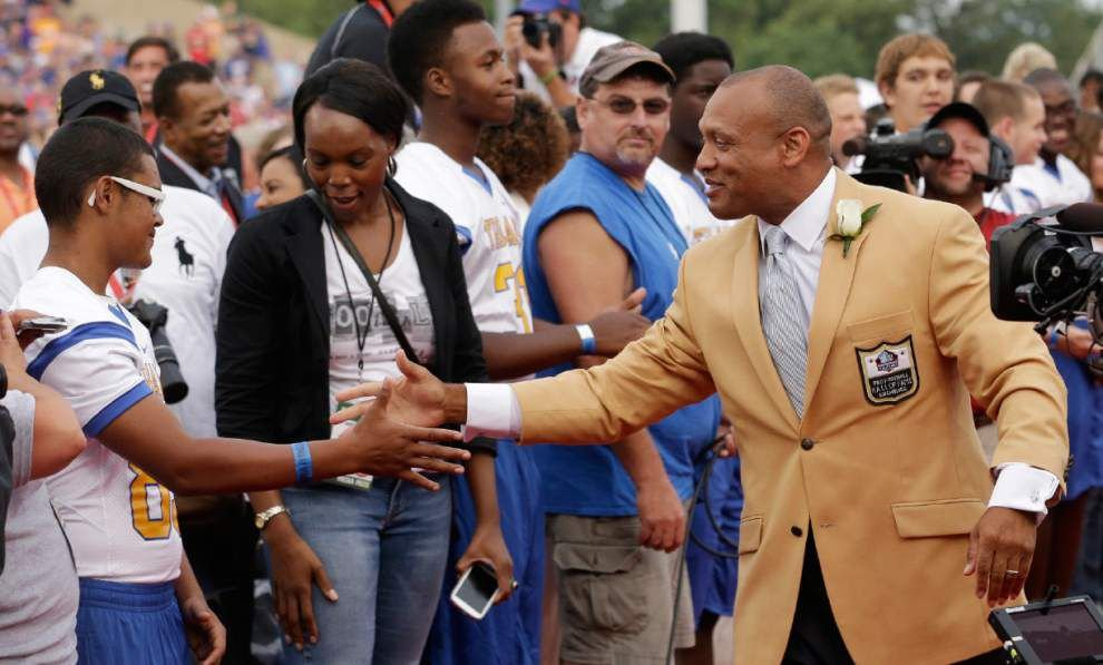 Mickles: A special ending as the Pro Football Hall of Fame welcomes Aeneas Williams _lowres