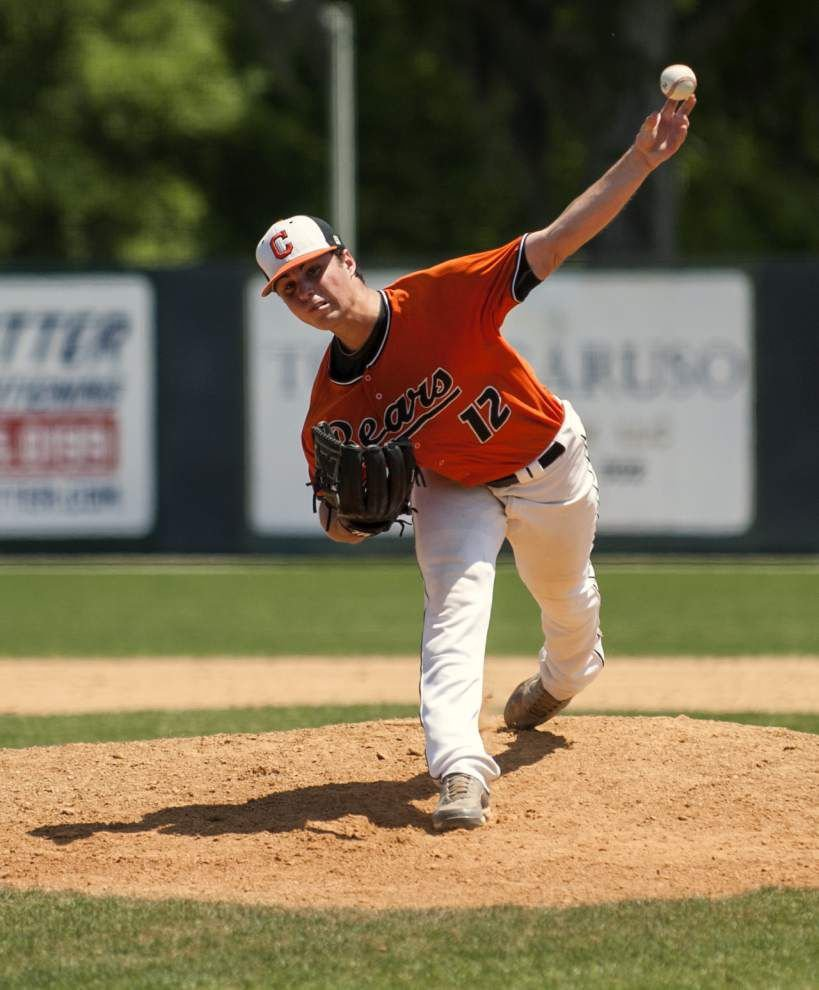 Catholic-BR pitcher Ross Massey commits to Tulane _lowres