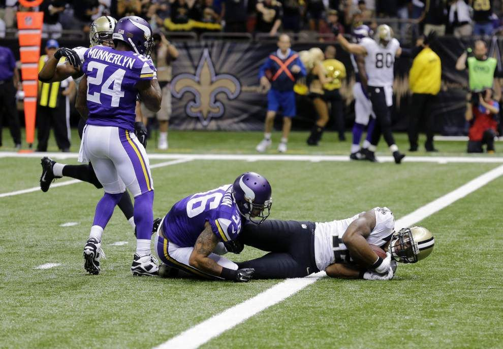 Live updates: Minnesota Vikings at New Orleans Saints _lowres