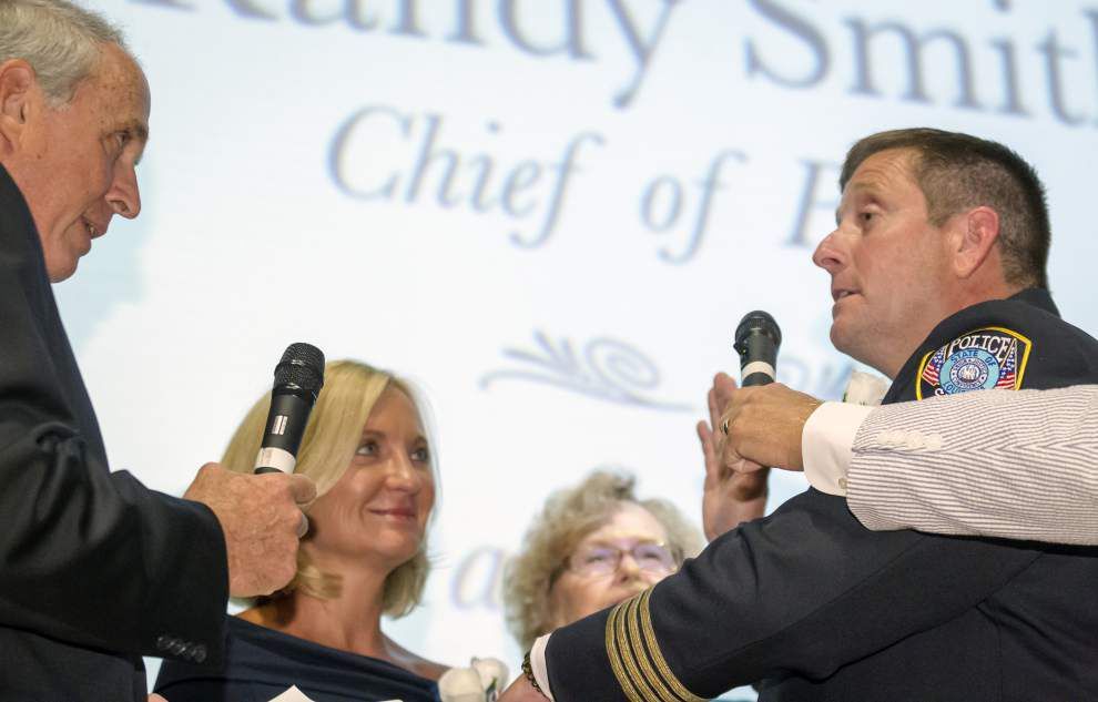 Slidell officials begin four-year terms with inaugural ceremony _lowres