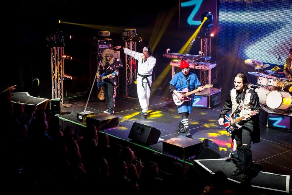 The Molly Ringwalds bring the '80s to life on stage _lowres
