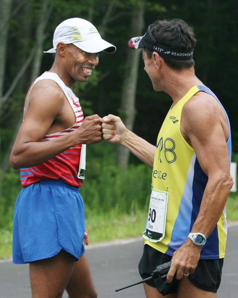Louisiana Marathon-bound Dave McGillivray's message: There are no bad races _lowres