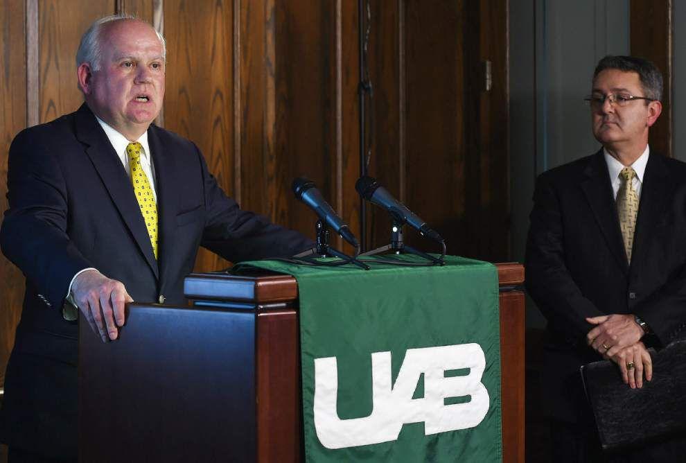 UAB drops football program _lowres