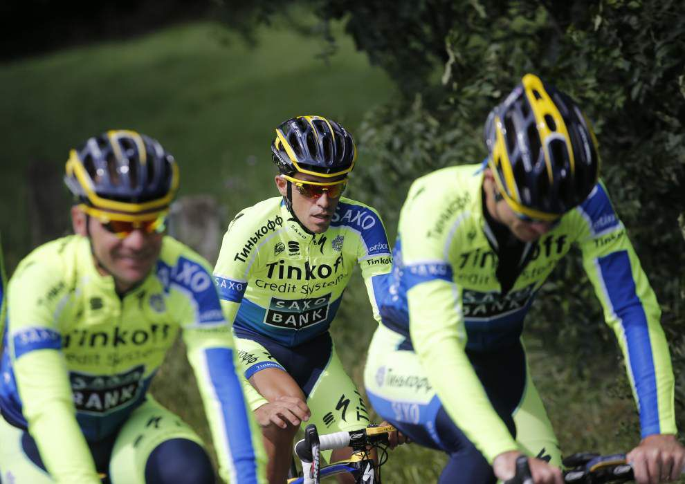 Christopher Froome goes for 2nd straight Tour de France title _lowres