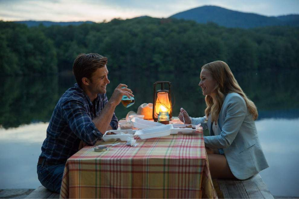 Review: 'The Longest Ride' tells 2 love stories, old and new _lowres