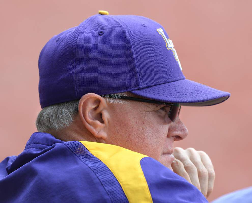 Video: Mainieri talks about pitching rotation for Vanderbilt series _lowres