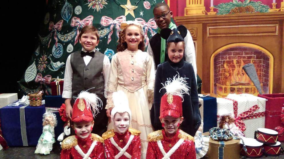 Students win roles in Nutcracker play _lowres