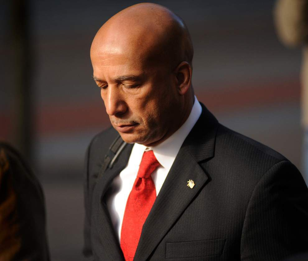 Ray Nagin is 17th N.O.-area politician sentenced since Katrina _lowres