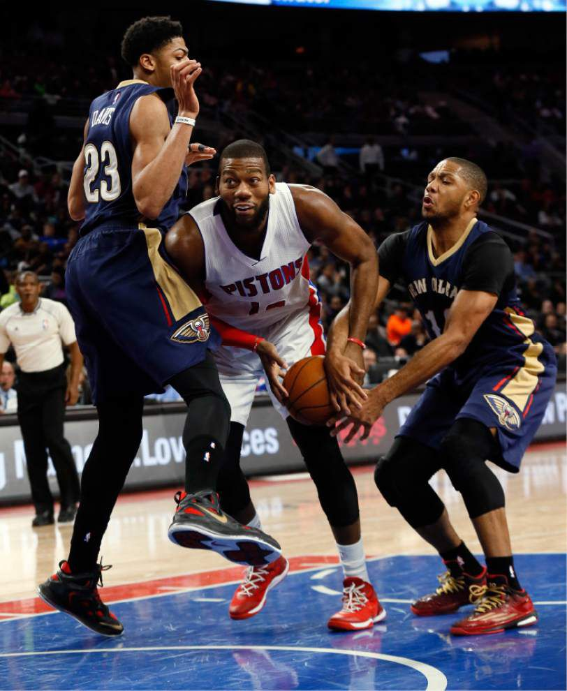 Pelicans responded against Pistons; 76ers next _lowres