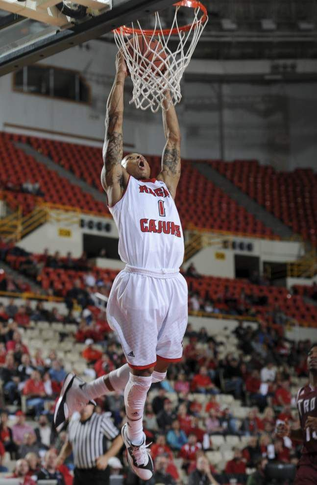 Cajuns try to get 'on the same page' _lowres