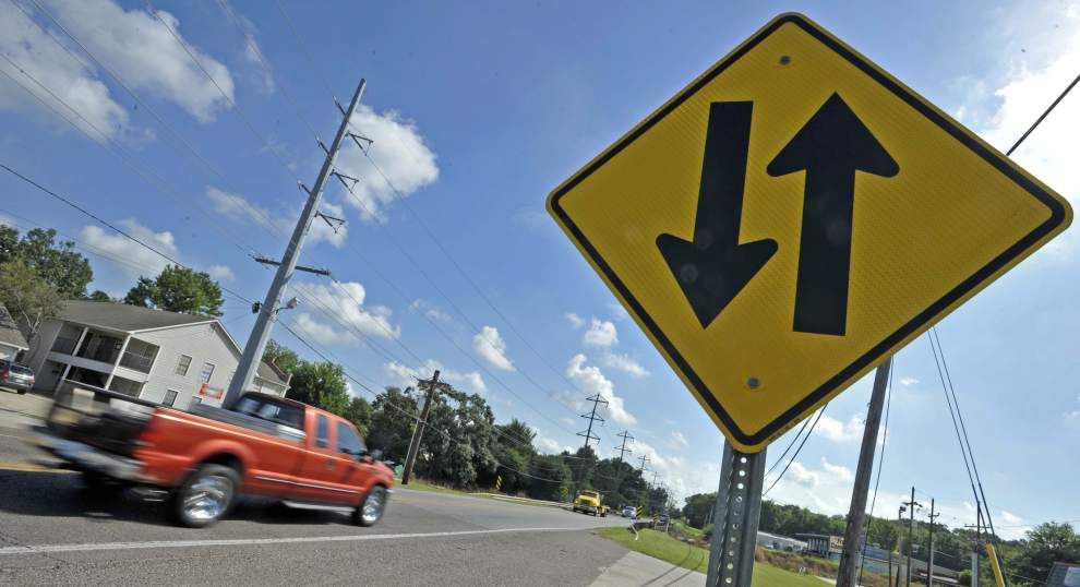 Federal money will be put toward widening Old Hammond Highway _lowres