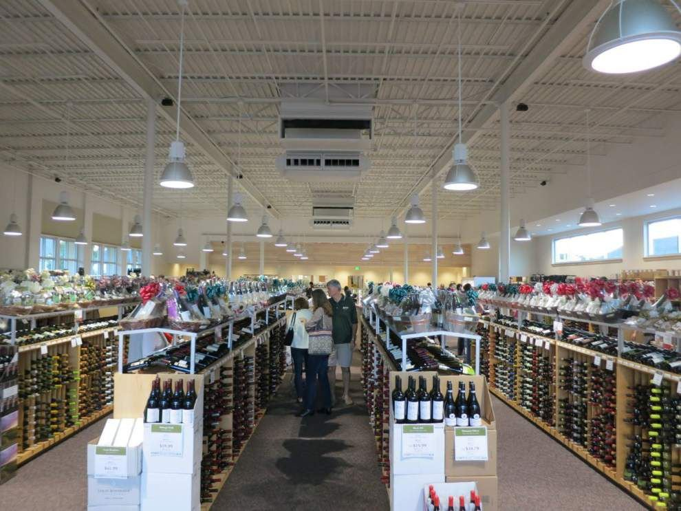 Ian McNulty: Revisiting renewed wine shop's vintage _lowres