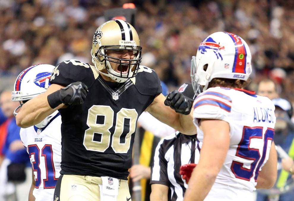 Photos: Buffalo Bills at New Orleans Saints _lowres
