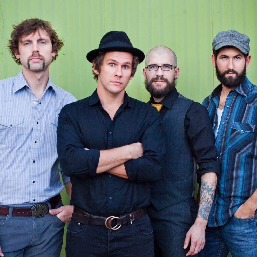 Steel Wheels makes south La. debut at Manship Theatre _lowres