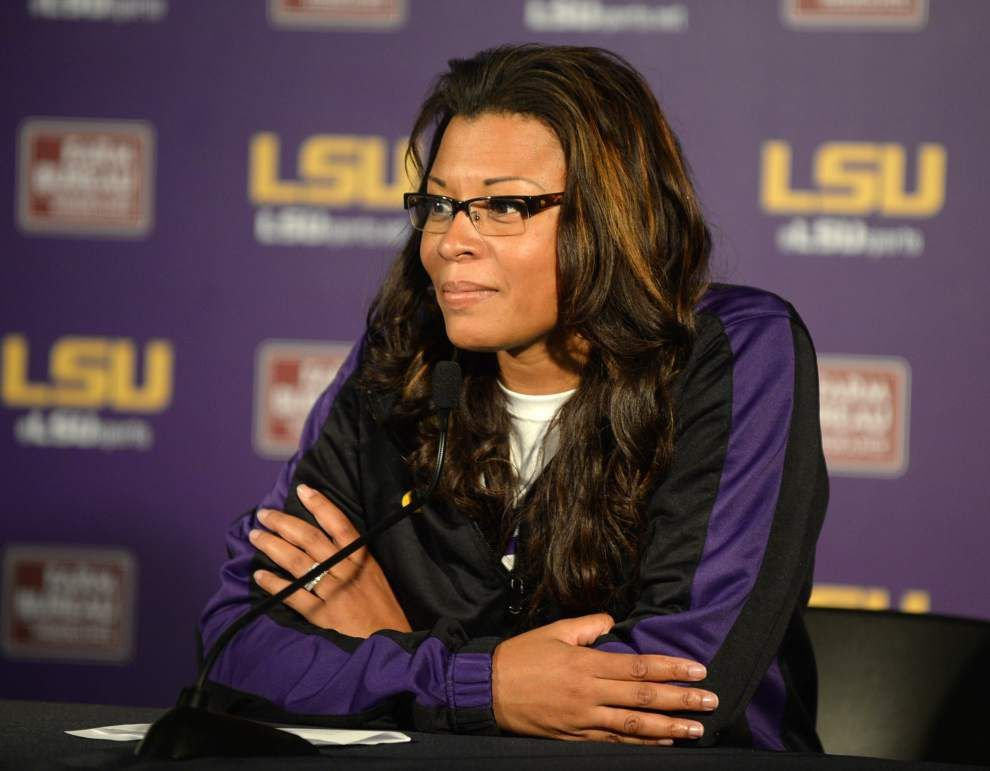 LSU women's basketball picked seventh in SEC _lowres
