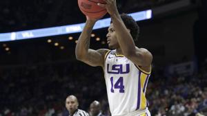 LSU junior guard Marlon Taylor appears on list of early entrants for NBA draft