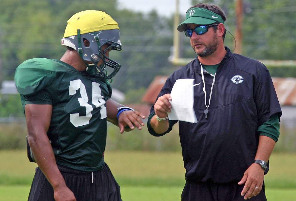 Catholic-Pointe Coupee coach Rob Funderburk resigns _lowres