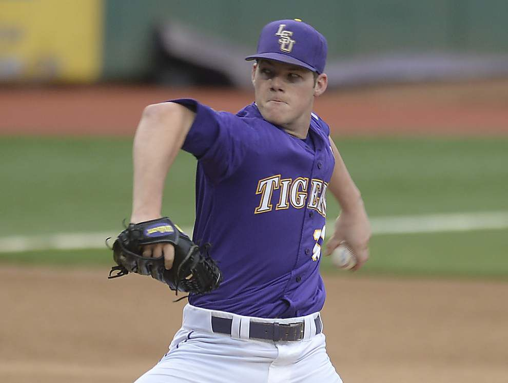 LSU baseball pregame: Mississippi State at LSU _lowres