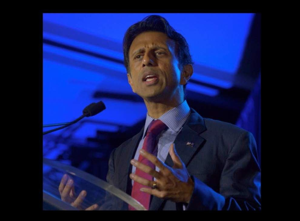 Bobby Jindal joins Republican governors in Florida _lowres