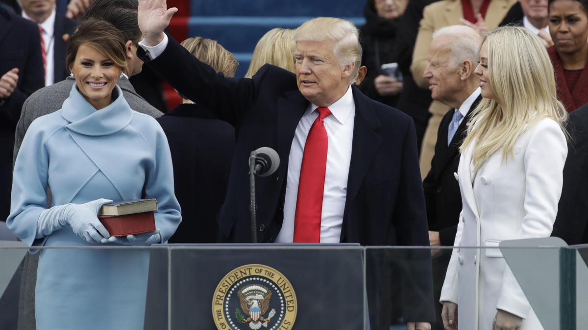 Watch Live: Inaugural parade, other events continue after Donald Trump sworn in