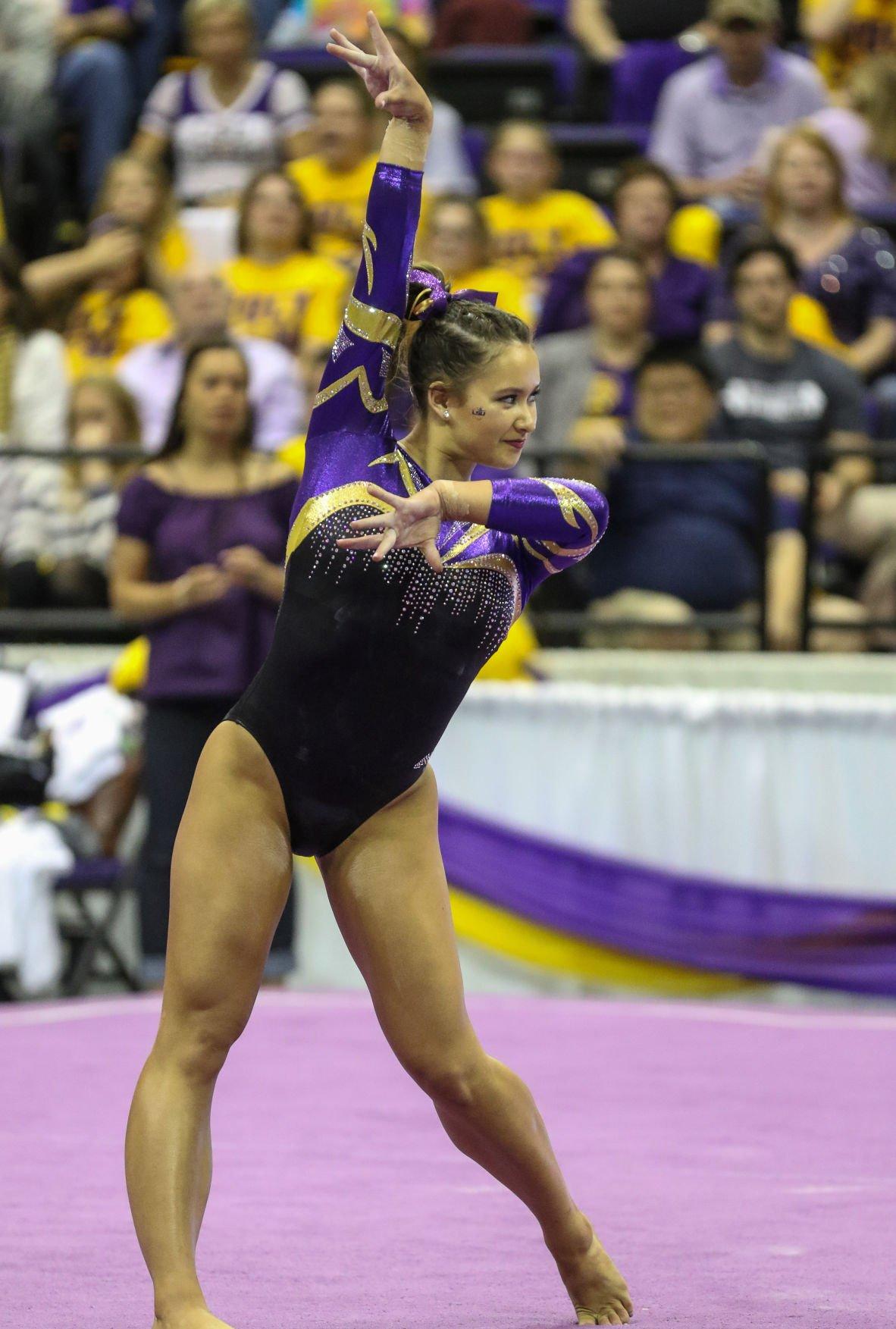 LSU Gymnastics vs Florida