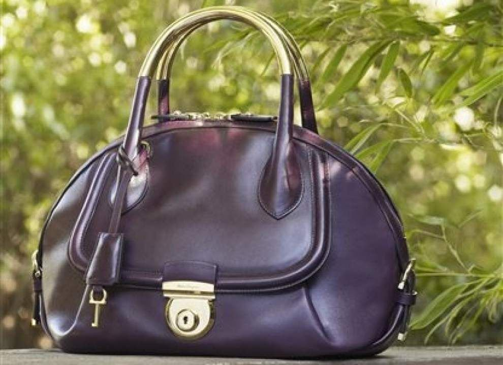 Ferragamo launches signature Fiamma bag _lowres
