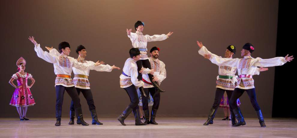 Komenka Ensemble showcases a world of music and dance _lowres