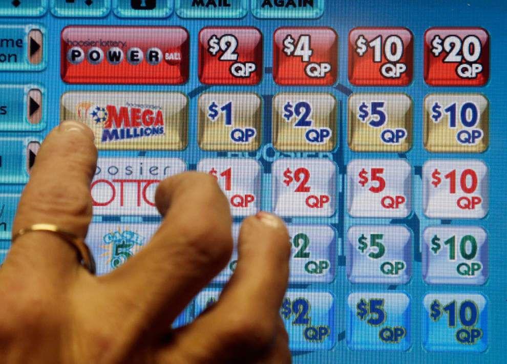 2 winning tickets in $400 million Mega Millions jackpot _lowres