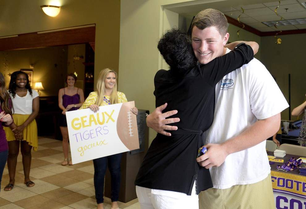 LSU's star-studded freshmen have arrived _lowres