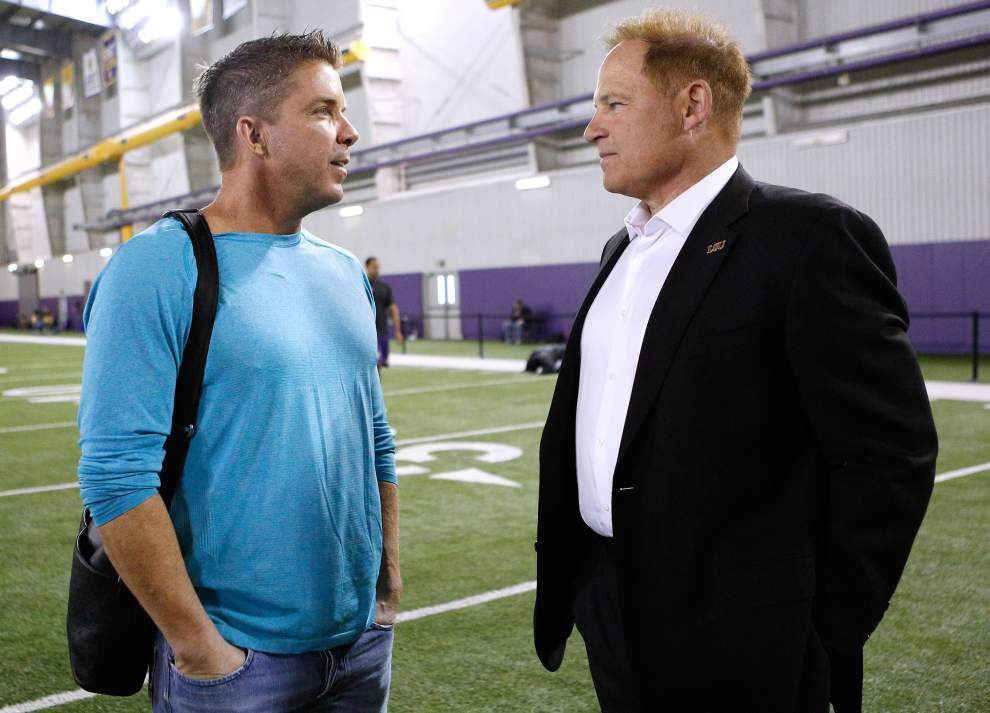 Video: Payton talks Saints, LSU Pro Day _lowres