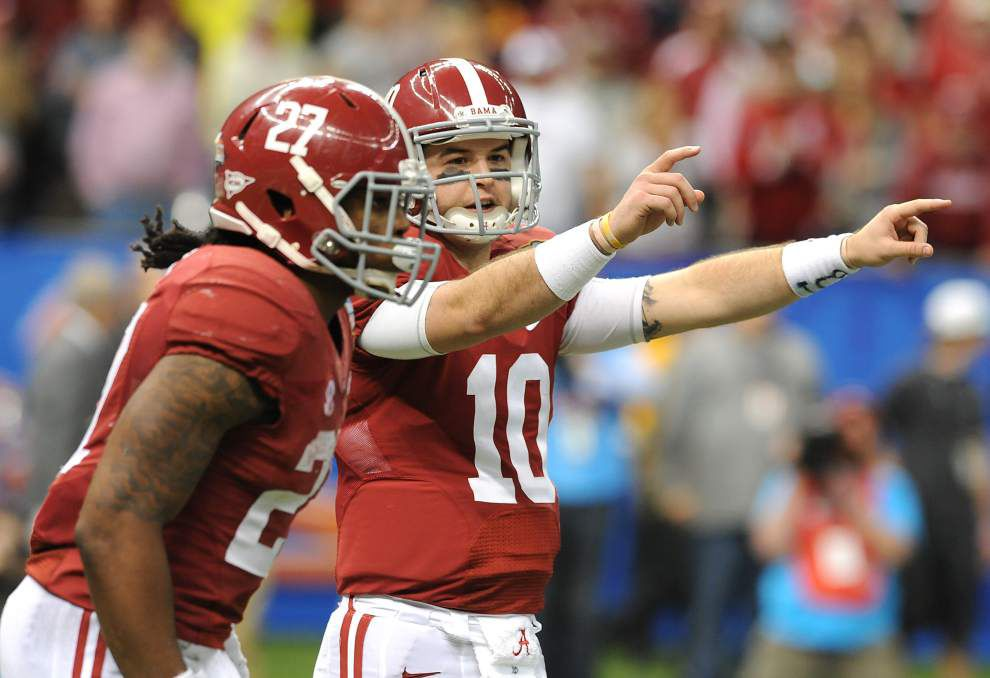 Game action gallery: Oklahoma, Alabama _lowres