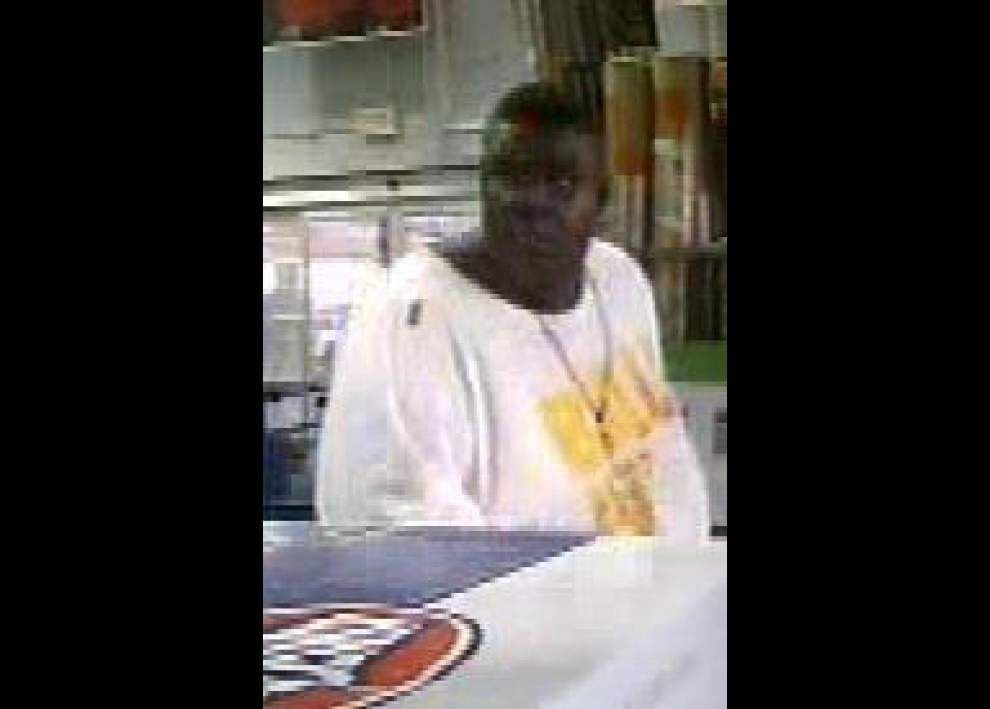 Police say Walmart thief got away with 32 cans of baby formula and a clothes hamper _lowres
