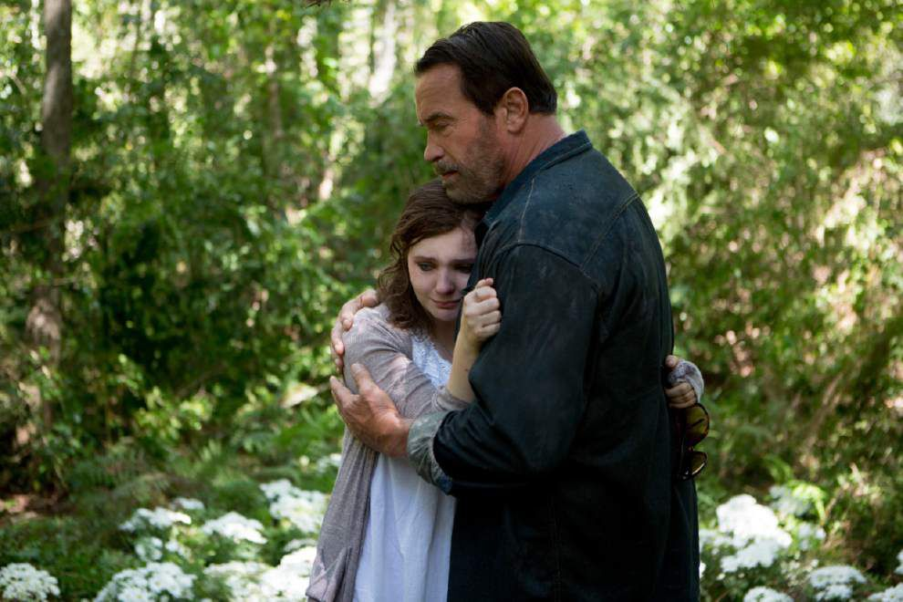 Review: Schwarzenegger takes turn in indie zombie-horror drama _lowres