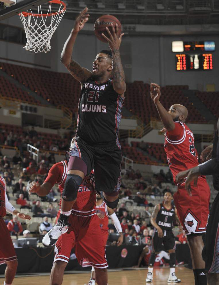 Cajuns riding hot streak into SBC tourney _lowres