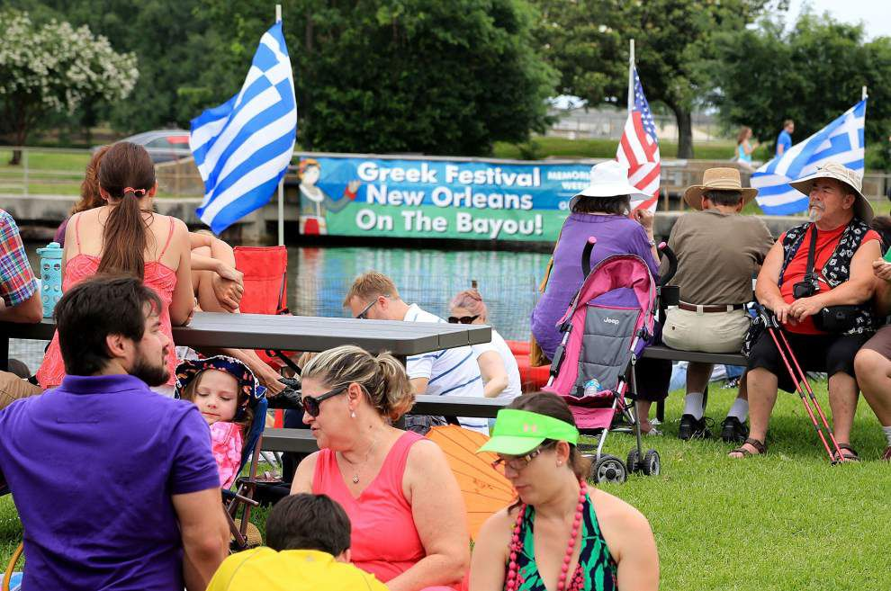 Photos: Greek Festival in New Orleans _lowres