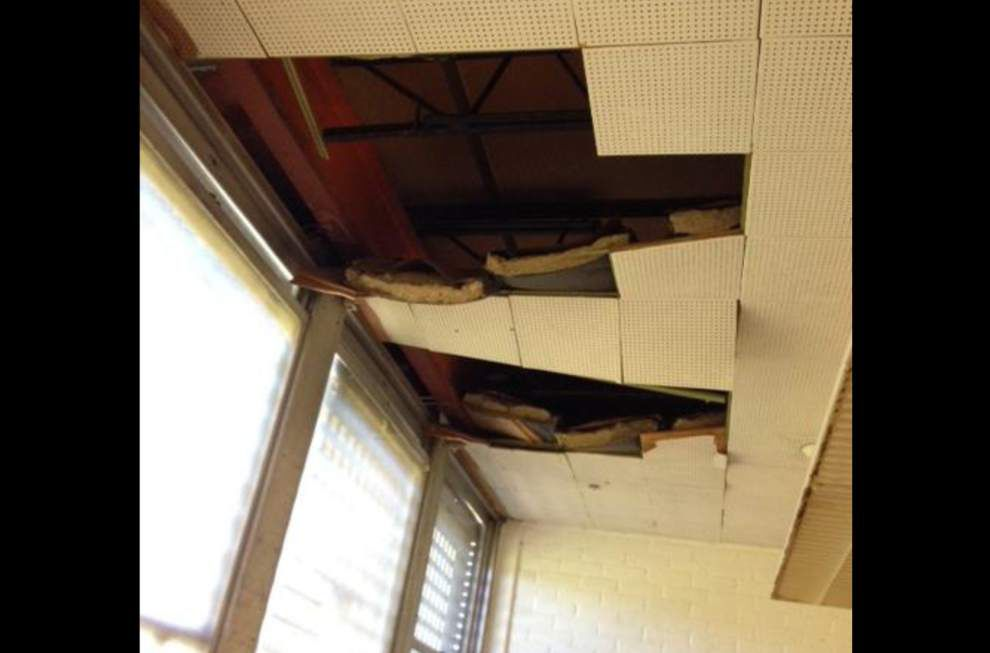 School Board appalled at condition of RSD schools, but questions who's responsible for upkeep _lowres