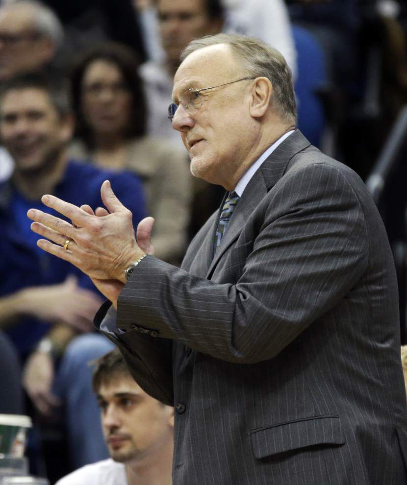 Video: Adelman says Davis is worthy of All-Star nod _lowres