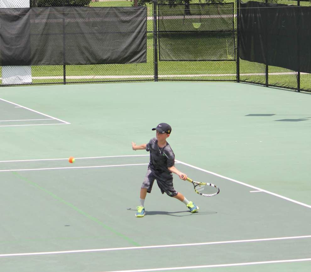 St. Aloysius student wins USTA tournament _lowres
