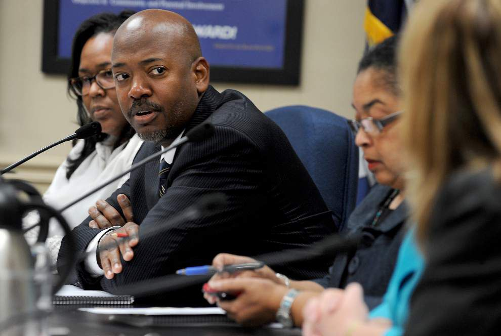 East Baton Rouge School Board to select new superintendent April 2 _lowres
