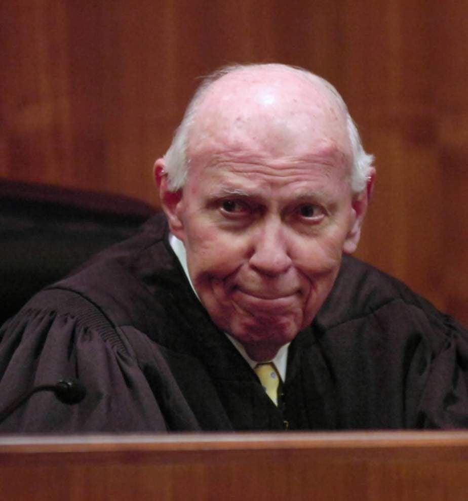 BR's U.S. Judge John Parker dies at age 85 _lowres