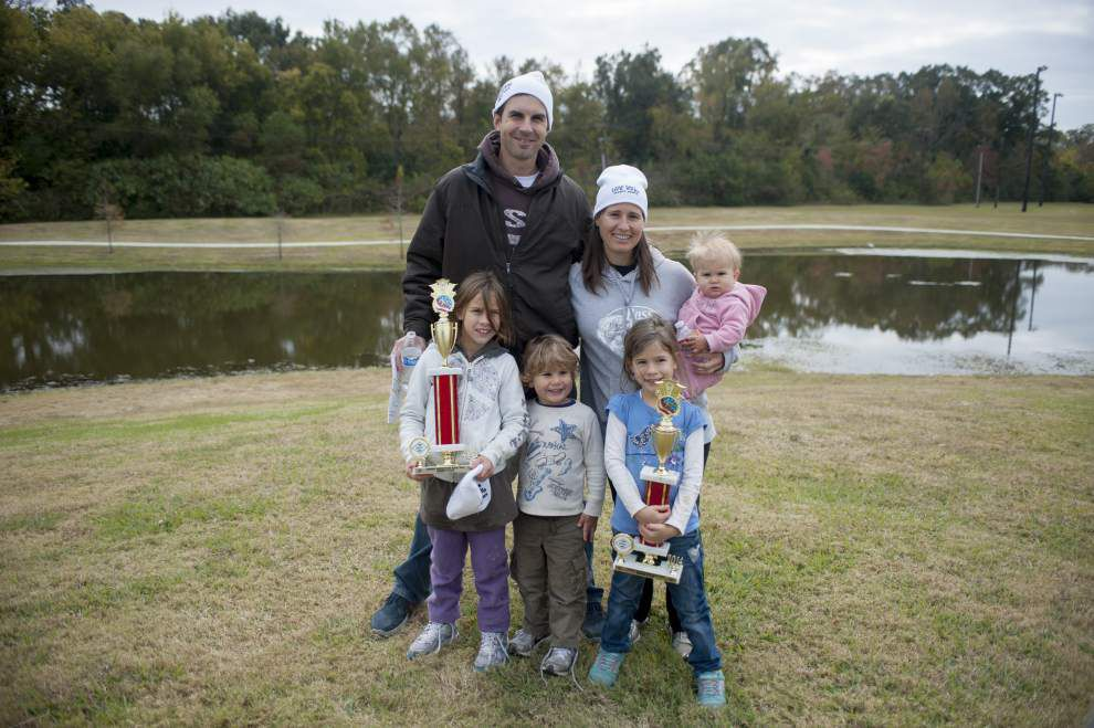 Cold temps, but heated competition at BREC 'family adventure' _lowres
