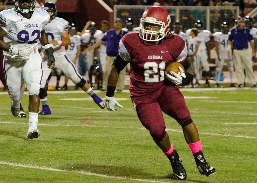 Destrehan clashes with Acadiana again, this time with the state title at stake _lowres