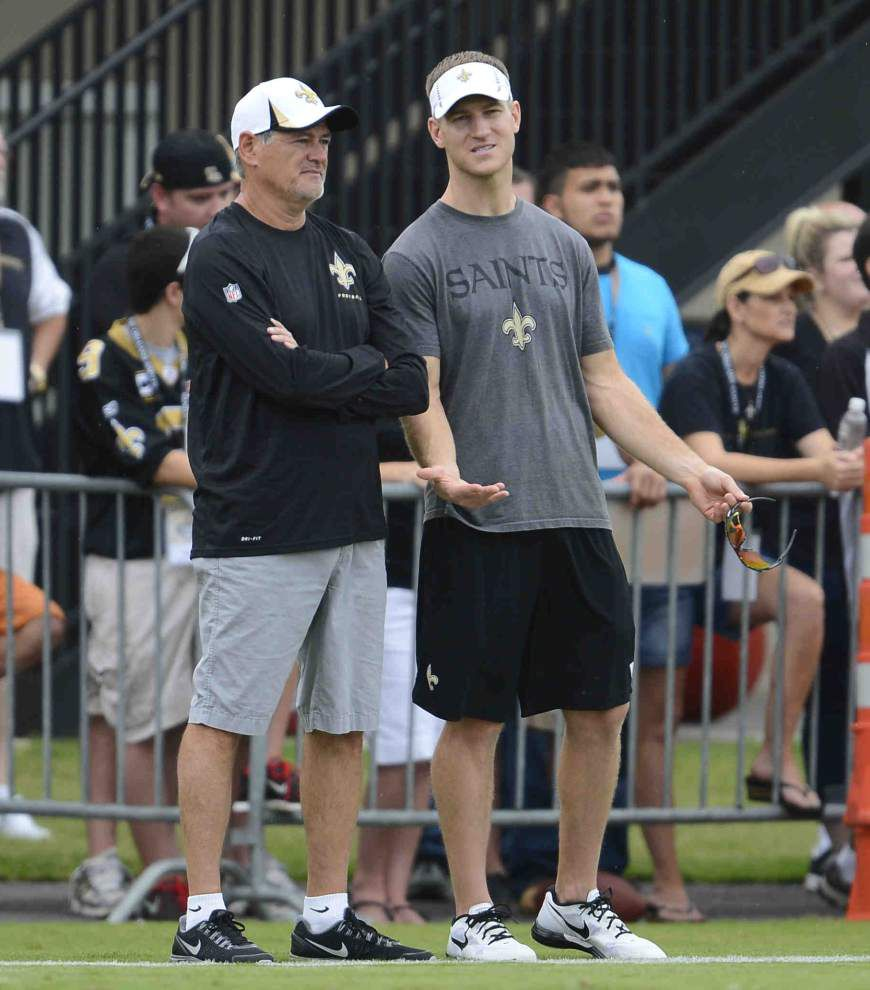 Small-school players often have big-time impact with Saints _lowres